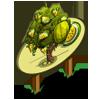 Yellow Watermelon Tree Mastery Sign-icon