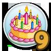 Happy Fourth Birthday Quest 9-icon