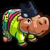 Hip Hop Hippo-icon