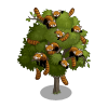 Red Panda Tree-icon