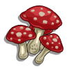 Red Toadstool-icon