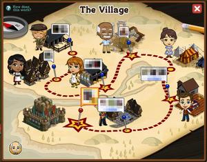 The Village Stage 8