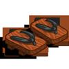 Wooden Footwear-icon