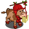 Caroler Cow-icon