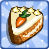 Carrot Cake Slice-icon