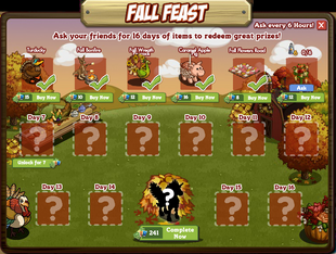 Fall Festival Day 6