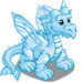 Frosted Fairy Dragon-icon
