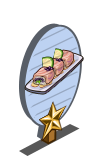 Hamachi Maki 1 Star Mastery Sign-icon
