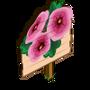 Hollyhock Mastery Sign-icon