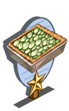 Pattypan Tart 1 Star Mastery Sign-icon