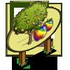 Rainbow Apple Tree Mastery Sign-icon