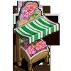 Retro Rose Stall-icon