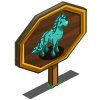 Seahorse Stallion Mastery Sign-icon