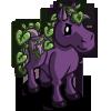 Violets Mini Horse-icon
