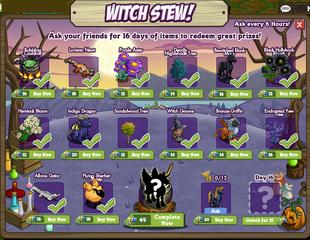 Witch Stew Day 15