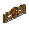 Wreath Fence (Thanksgiving)-icon