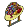 Chocolate Heart Tree Mastery Sign-icon
