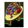 Chocolate Heart Tree Mastery Sign-icon