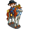 Continental Scout Horse-icon