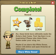 Free as a Bird!-COMPLETE