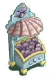 Manta Mushroom Stall-icon