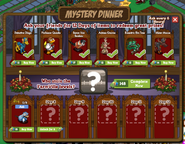 Mystery Dinner Countdown Day 7