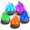 Party Bonfire-icon