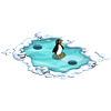 Penguin Fishing-icon