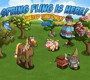 Spring Fling Event (2013) Loading Screen