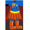Super FVWoman Costume-icon