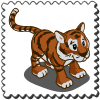 Tiger Stamp-icon