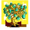 Turquoise Treasure Tree-icon