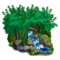 Bamboo Waterfall-icon