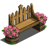 Bench Planter-icon