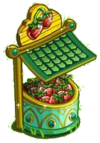 Glass Strawberry Stall-icon