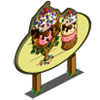 Ice Cream Tree Mastery Sign-icon