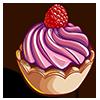 Raspberry Curd Cupcake-icon