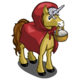Red Riding Hood Unicorn-icon