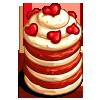 Red Velvet Stack Cake-icon