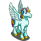 Ribbon Mane Pegasus-icon