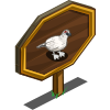 Snow Chicken Mastery Sign-icon