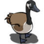 Brown Goose-icon