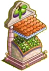 Brush Olive Stall-icon
