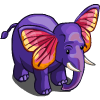 Butterfly Ears Elephant-icon