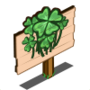 Clover Mastery Sign-icon