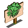 Clover Mastery Sign-icon
