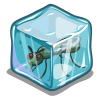 Fake Insect Ice Cube-icon