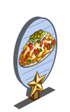 Lava Nachos 1 Star Mastery Sign-icon