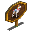 Mothers Day Horse Mastery Sign-icon