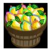 Neon Lemons Bushel-icon